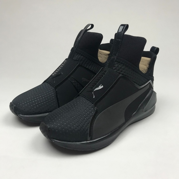 Puma Shoes | Fierce Quilted Black